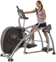does the arc trainer slim your thighs