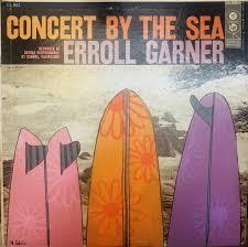"Concert by the Sea"" (vinyl record album cover) — ADDIE GIBSON ART in 2020 |  Vinyl record album covers, Album covers, Record album"