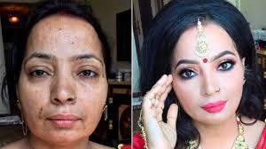 indian makeup by goar avetisyan
