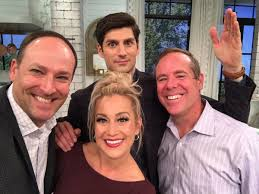 """Adam Symson on Twitter: """"American needs @PicklerandBen now more than ever!  I'm so proud @EWScrippsCo is behind the crew of this uplifting new daytime  show.… https://t.co/eeU7gNoK9k"""""""