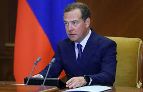 Dmitry Medvedev: The Arctic must remain a territory of peace