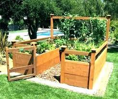 vegetable garden planters