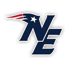 New England Patriots Ne Die Cut Decal 4 Sizes 3777