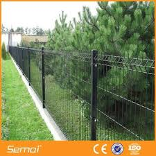 high quality decorative fence wire mesh