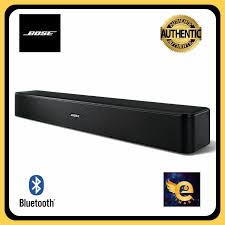 Loa thanh TV Bluetooth Bose Solo 5 dành cho Tivi gia đình Factory Renewed  100% Authentic Fullbox giá rẻ 3.690.000₫