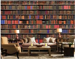 3d bookshelf bookcase background wall