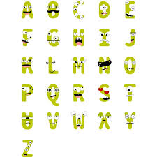 Isabelle Max Connell Alphabet Abc Peel And Stick 26 Piece Wall Decal Set Wayfair