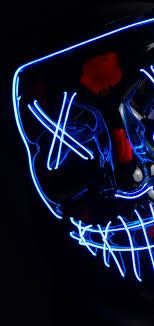 1440x3040 creepy mask