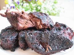 boneless pork ribs recipe food