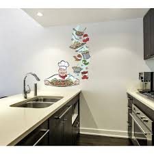 Shop Full Color Chef Kitchen Chef Sticker Decal 44 X 60 On Sale Overstock 15923592