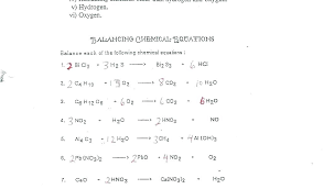 free balancing equations balance the