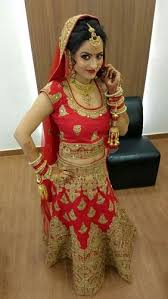 bridal makeup in kalyanpur kanpur id