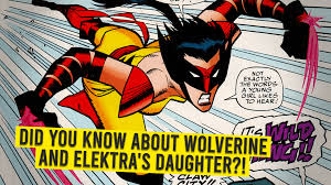 wolverine and tra s daughter