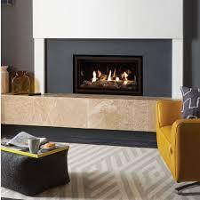 fire gazco studio 1 edge glass fronted