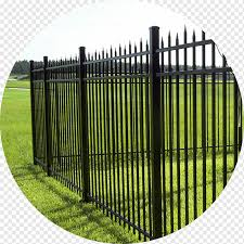 Fence Powder Coating Aluminium Steel Fence Outdoor Structure Fence Grass Png Pngwing