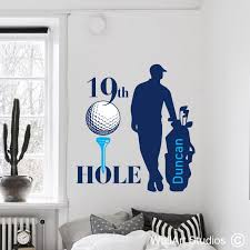 Golf Decals Archives Wall Art Studios