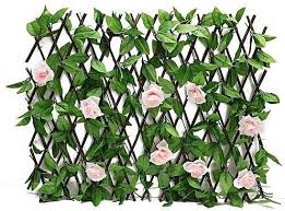 Universal Expandable Artificial Faux Ivy Leaf Privacy Fence Screen Windscreen Single Side Pink Price From Jumia In Kenya Yaoota