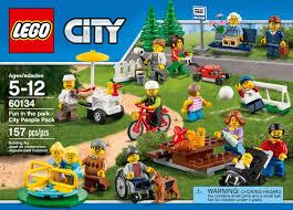 LEGO City People Pack - Fun Fair - Minifigures.com Blog