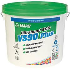 Mapei Ultrabond Eco Vs90 Plus Ht Vinyl Rubber Flooring Adhesive 5kg Floor Adhesives Screwfix Com