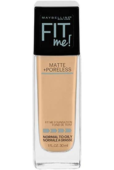 Image result for maybelline fit me matte and poreless foundation,Nari