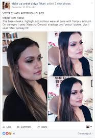 social a marketing for makeup artists