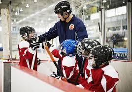 ice hockey youth sports profile