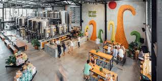 Head south for sips and snacks at Stone & Wood's all-new Byron Bay brewery