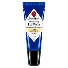 Jack Black - Jack Black Intense Therapy Lip Balm SPF 25 With Lemon ...