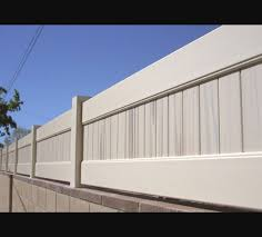 Block Wall Fence Toppers Backyard Privacy Fence Toppers Patio Fence