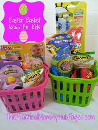 sugar free and fun easter basket ideas