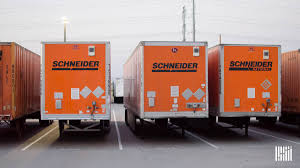 schneider adds tool to allow carriers