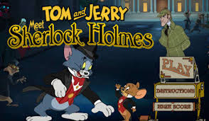 TOM ΚΑΙ JERRY ΚΑΙ Ο SHERLOCK HOLMES - video dailymotion