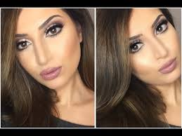 cur go to night out makeup look
