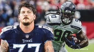 Titans news: Taylor Lewan suggests Jadeveon Clowney should join team