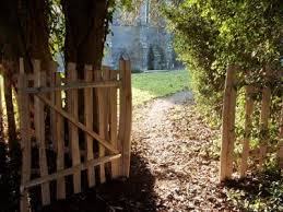 Say It With Wood Traditional Rustic Fencing And Gates
