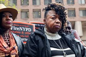 Gwen Carr, Eric Garner's Mother, Struggles With NYPD Trial