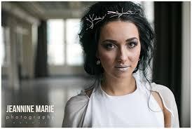 machine bride inspiration shoot