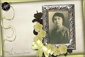 Wordless Wednesday – Ada Evans Garner | Janis' Genealogy Blog