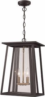 outdoor pendant light 50764 bk