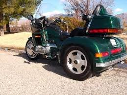 how to build a motorcycle trike it
