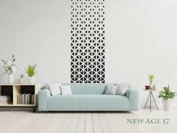 Geometric Pattern Livingroom Picture Modern Mural Sticker Vinyl Decal Wall Decor Ebay