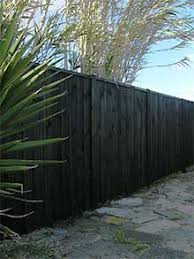 Refurbish By Staining A Wooden Fence Ways With Wood Project 30