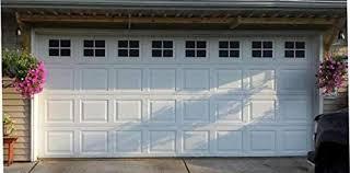 Amazon Com Byron Hoyle Garage Door Windows Decals Garage Faux Window Decals Window Decals Outdoor Garage Door Vinyl Windows Mock Window Decals Home Kitchen