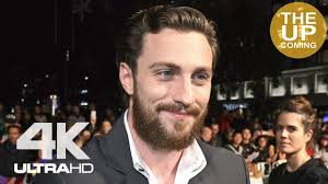 Aaron Taylor-Johnson - Outlaw King interview at London Film ...