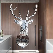 Kbnmart Com Your Best Choice In 2020 Mirror Decor 3d Mirror Wall Stickers Wall Stickers Room