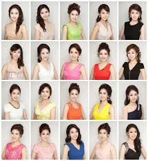 miss korea before and after makeup