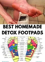 detox footpads homemade detox footpads