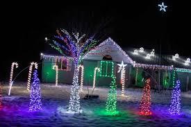 lights near the fox valley