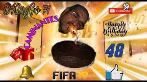 Caminantes 10 Me Regalo En Mi 48 Cumpleanos Fifa19 Ultimate Team