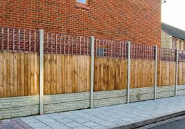 Trellis Fencing Panels London